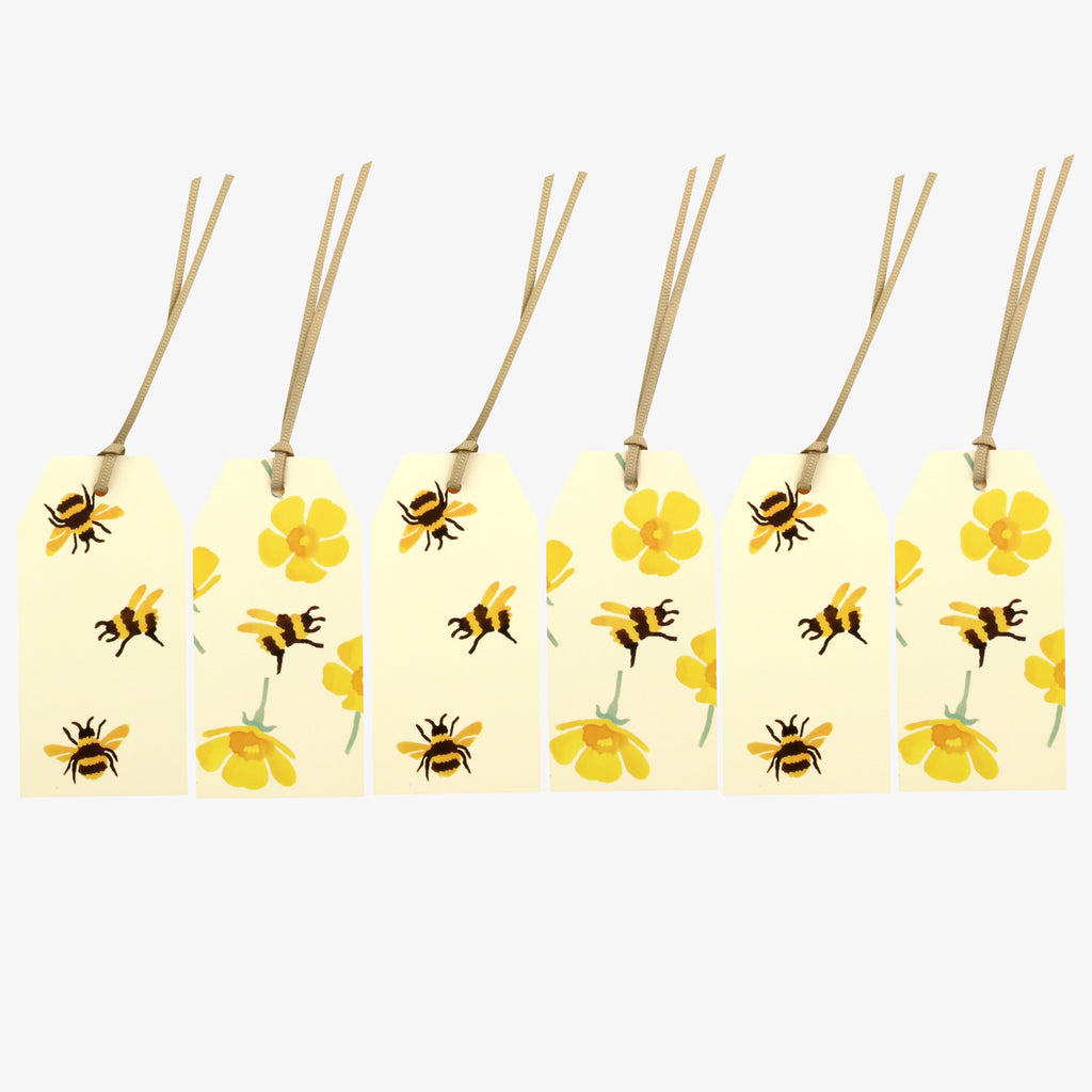 Buttercup Scattered Gift Tags