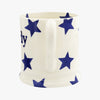 Seconds Blue Star 'Daddy' 1/2 Pint Mug