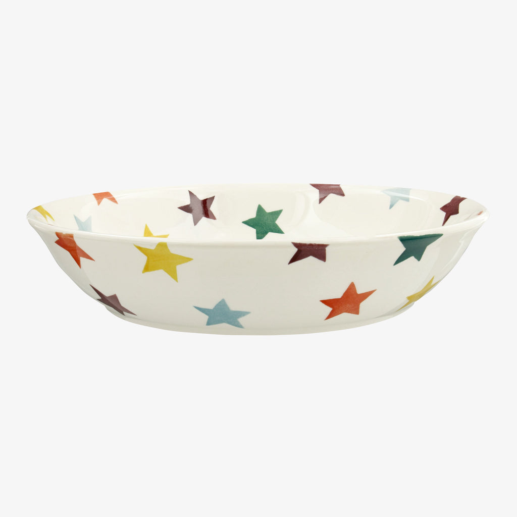 Bright Stars Medium Pasta Bowl