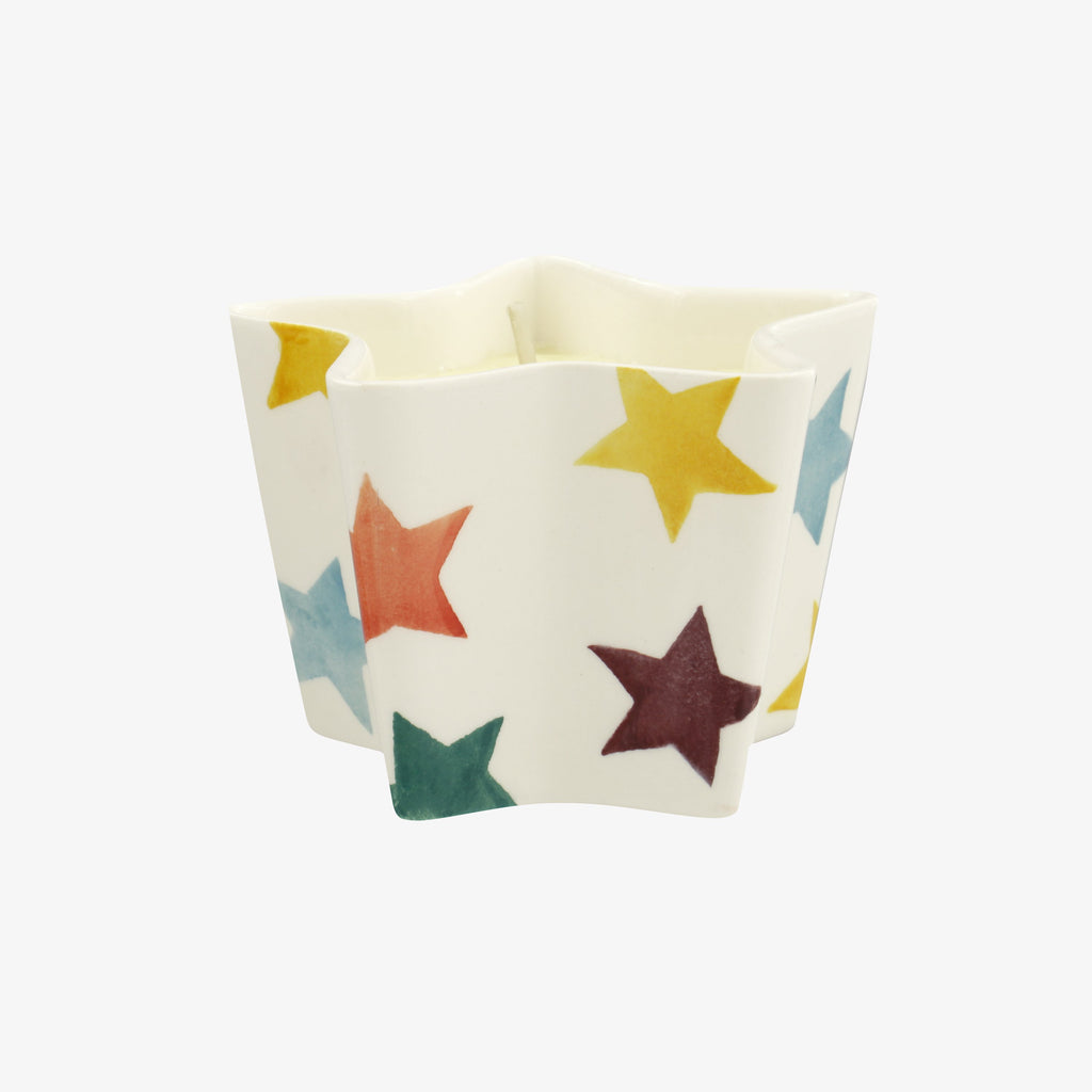 Bright Stars Small Star Candle