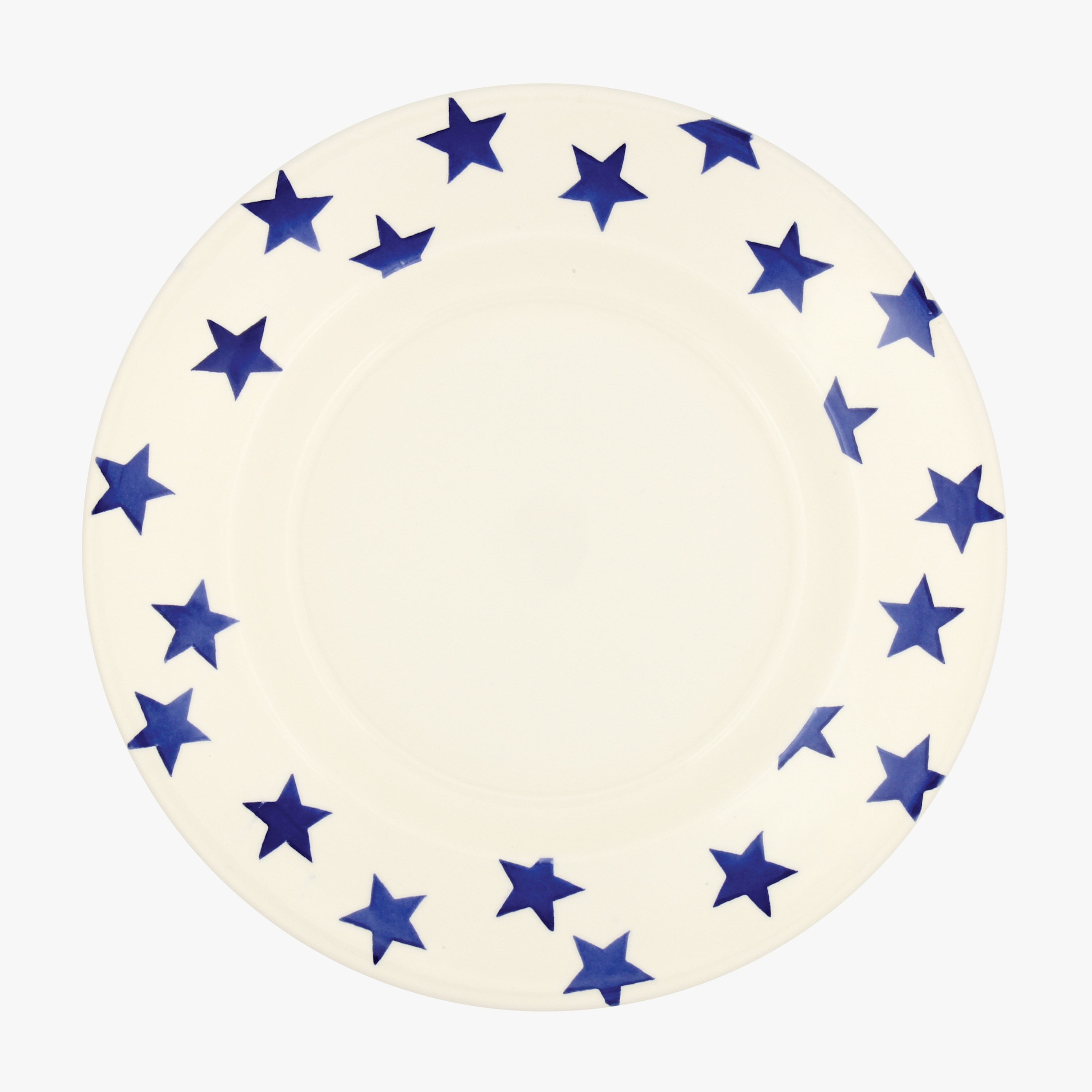 Image of Blue Star 10 1/2 Plate