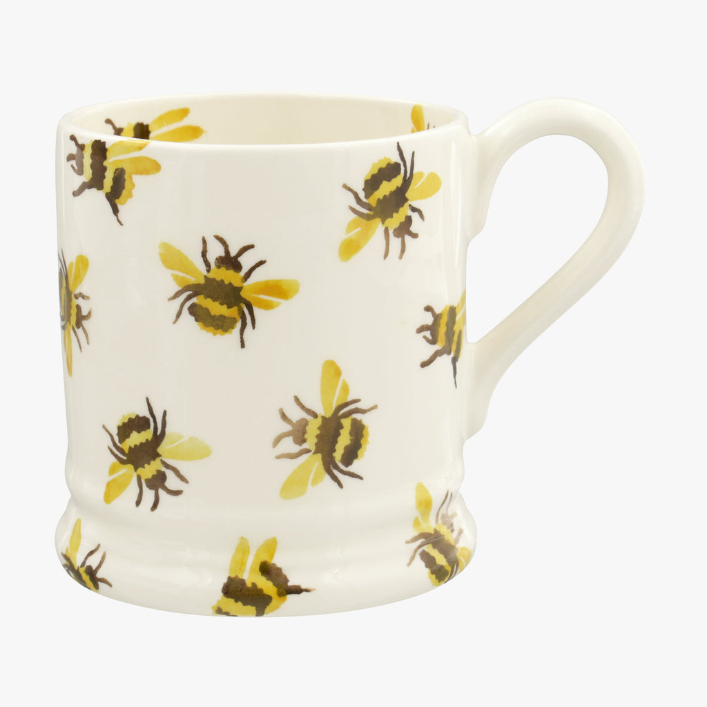Insects Bumblebee 1/2 Pint Mug