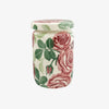 Beautiful Roses Large Jam Jar