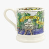 Seconds Dream Homes Cottage In The Woods 1/2 Pint Mug