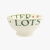 Seconds Christmas Toast French Bowl