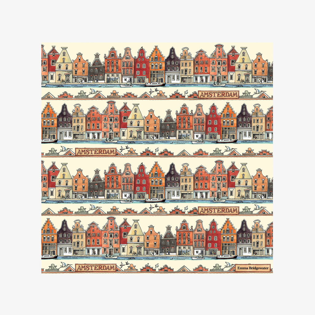 Cities of Dreams Amsterdam Lunch Napkins