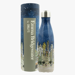 London at Night Insulated Bottle