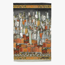 New York Tea Towel