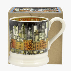 New York 1/2 Pint Mug Boxed