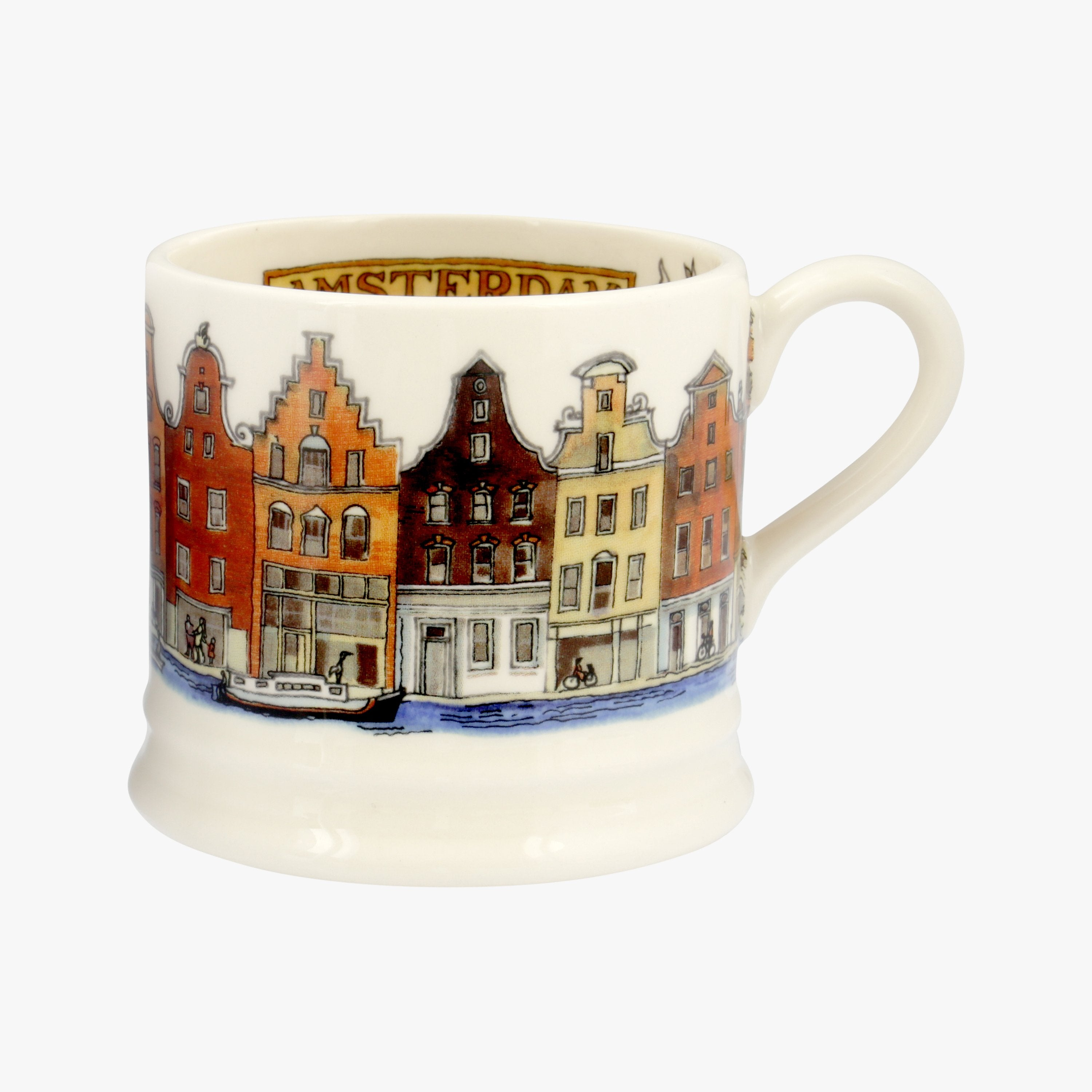 Image of Amsterdam Small Mug