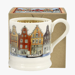 Amsterdam 1/2 Pint Mug Boxed