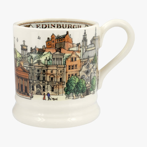 Edinburgh 1/2 Pint Mug Boxed
