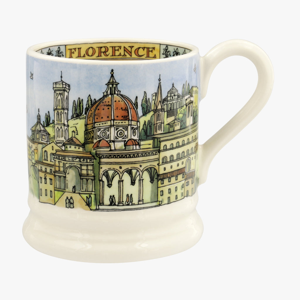 Seconds Florence 1/2 Pint Mug
