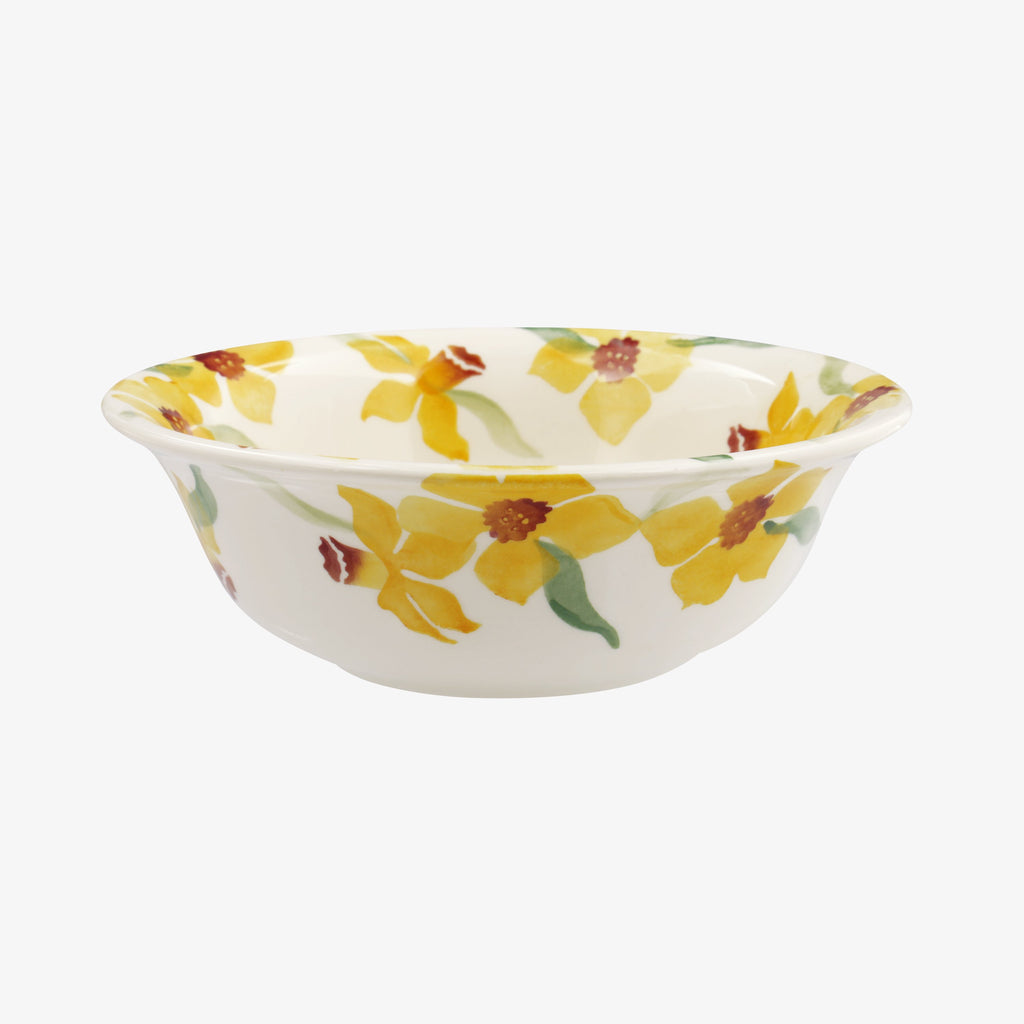 Seconds Daffodils Cereal Bowl
