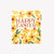 Pack of 5 Daffodils Happy Easter Cards
