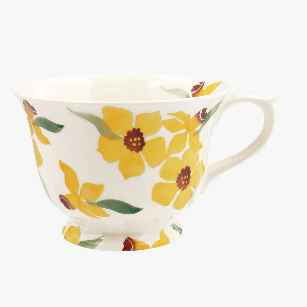 Daffodils Large Teacup