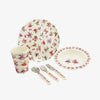 Dancing Mice 6 Piece Children's Melamine Boxed Set
