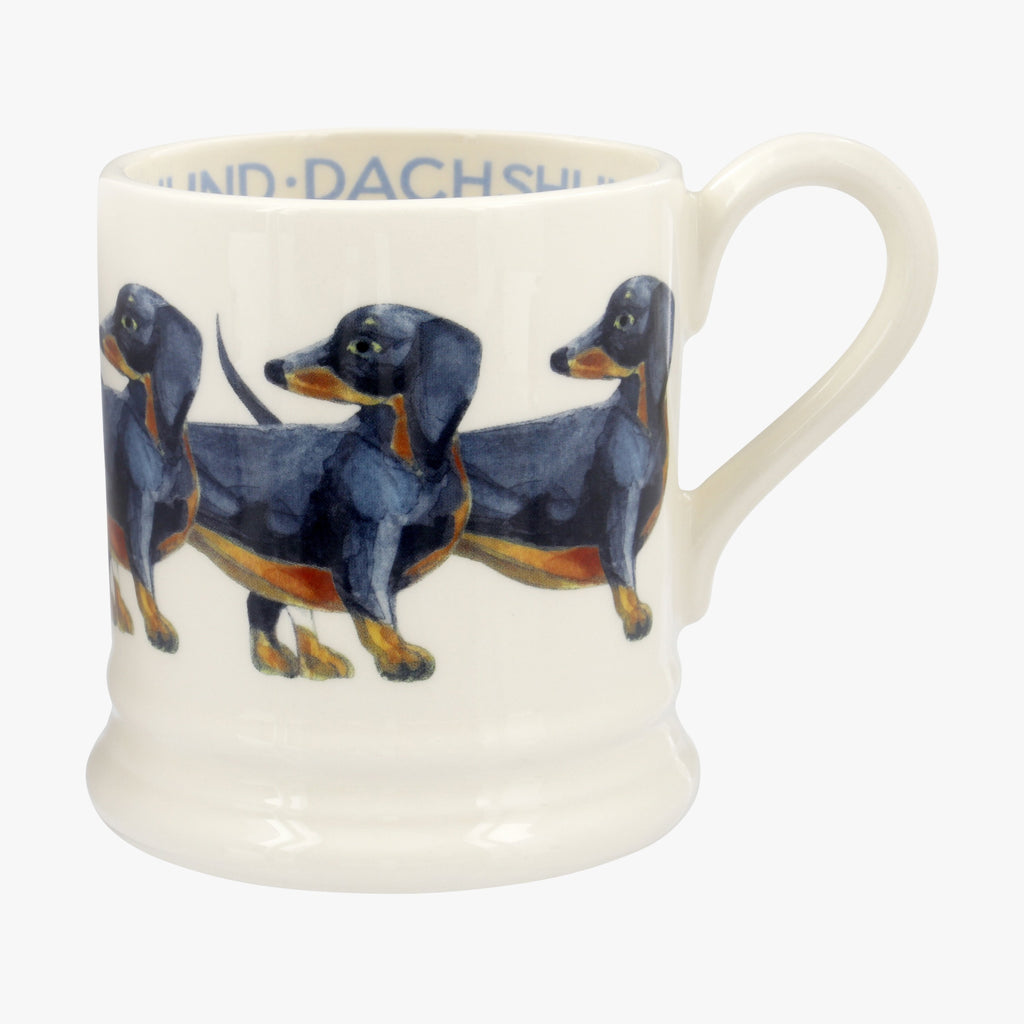 Seconds Dachshund 1/2 Pint Mug