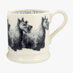 Scottish Terrier 1/2 Pint Mug