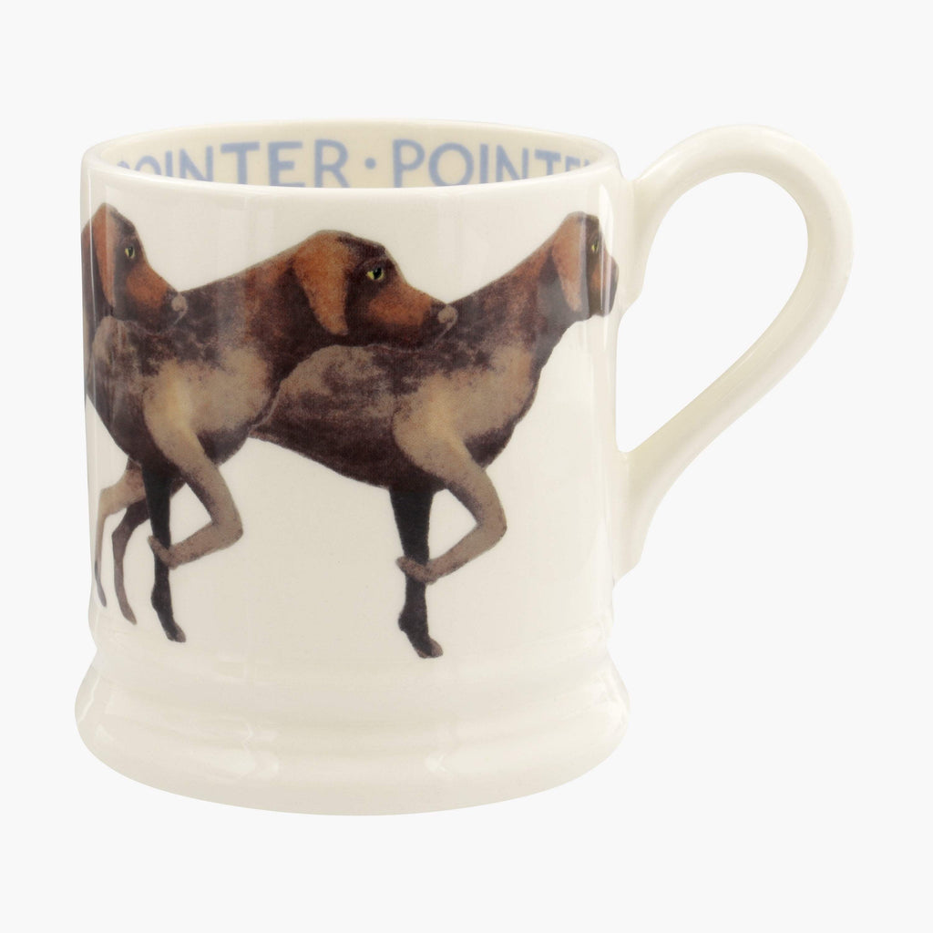 Pointer 1/2 Pint Mug