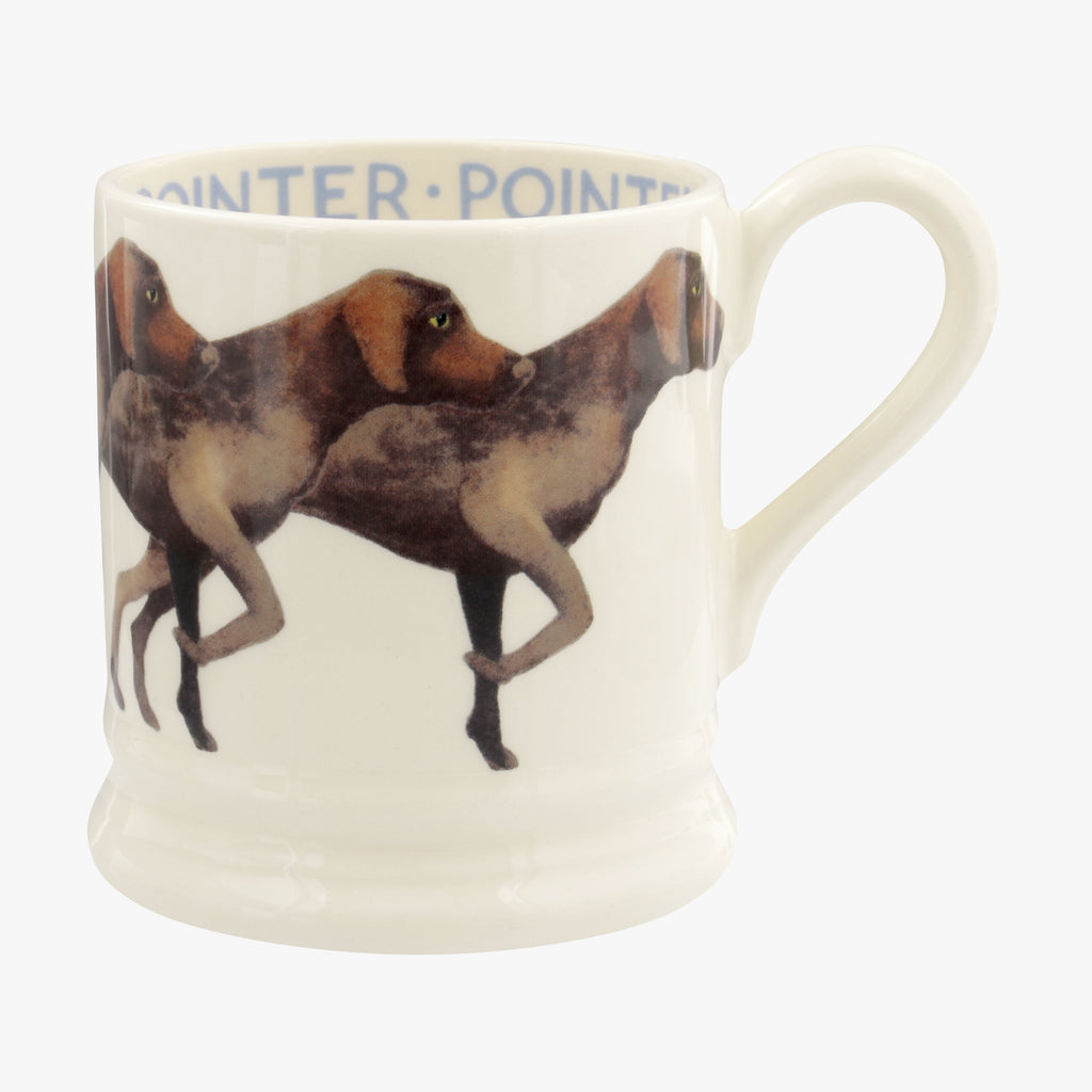 Seconds Pointer 1/2 pint Mug