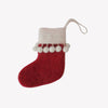 Red Stocking Decoration