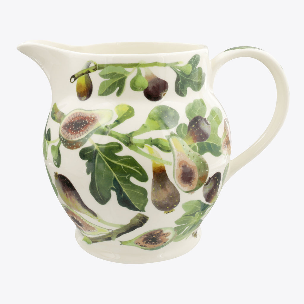 Vegetable Garden Figs 6 Pint Jug