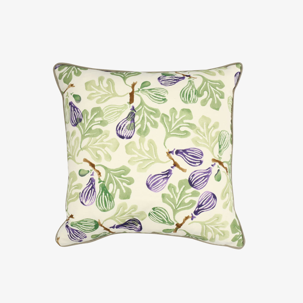 Figs & Polka Dot Cushion