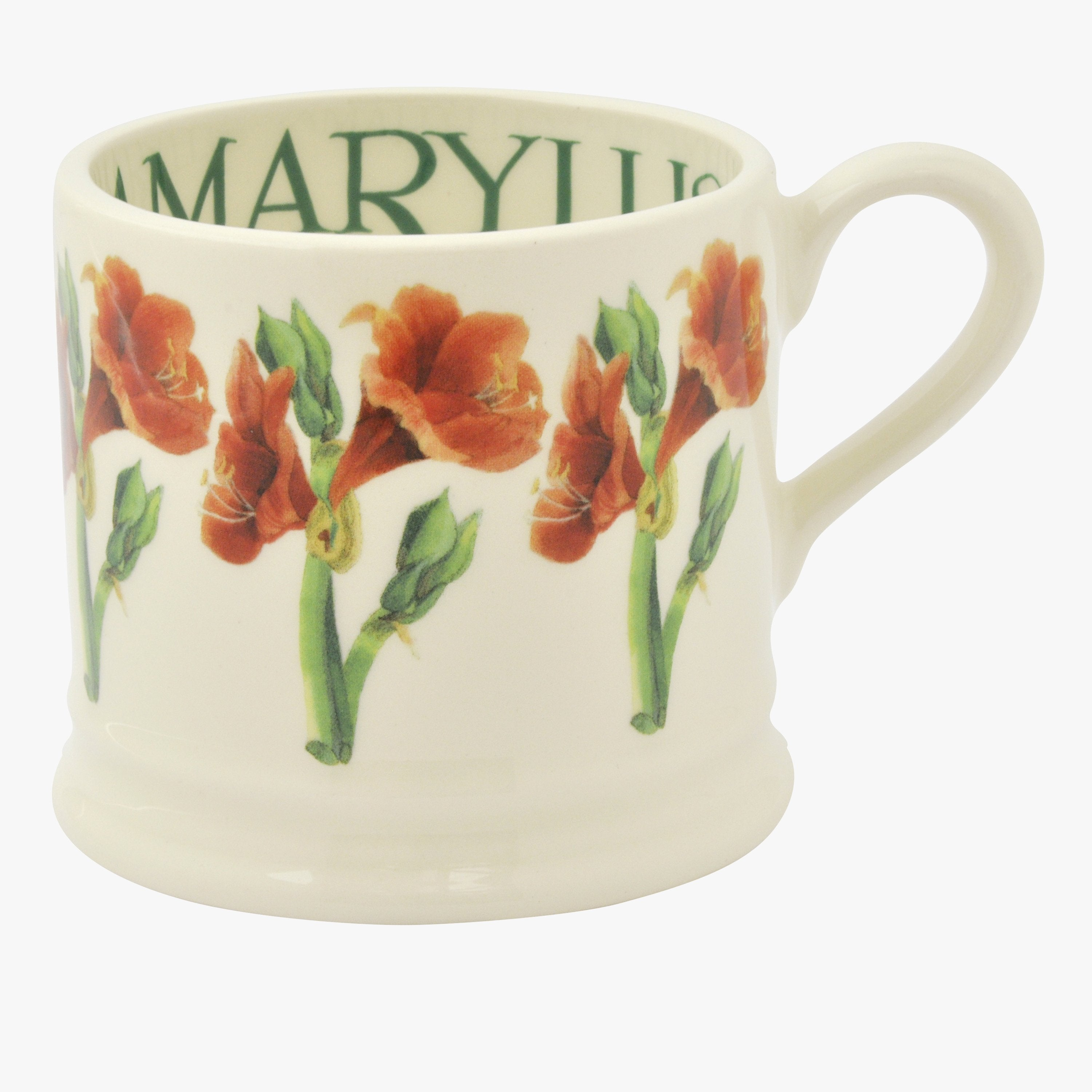 Image of Amaryllis Small Mug