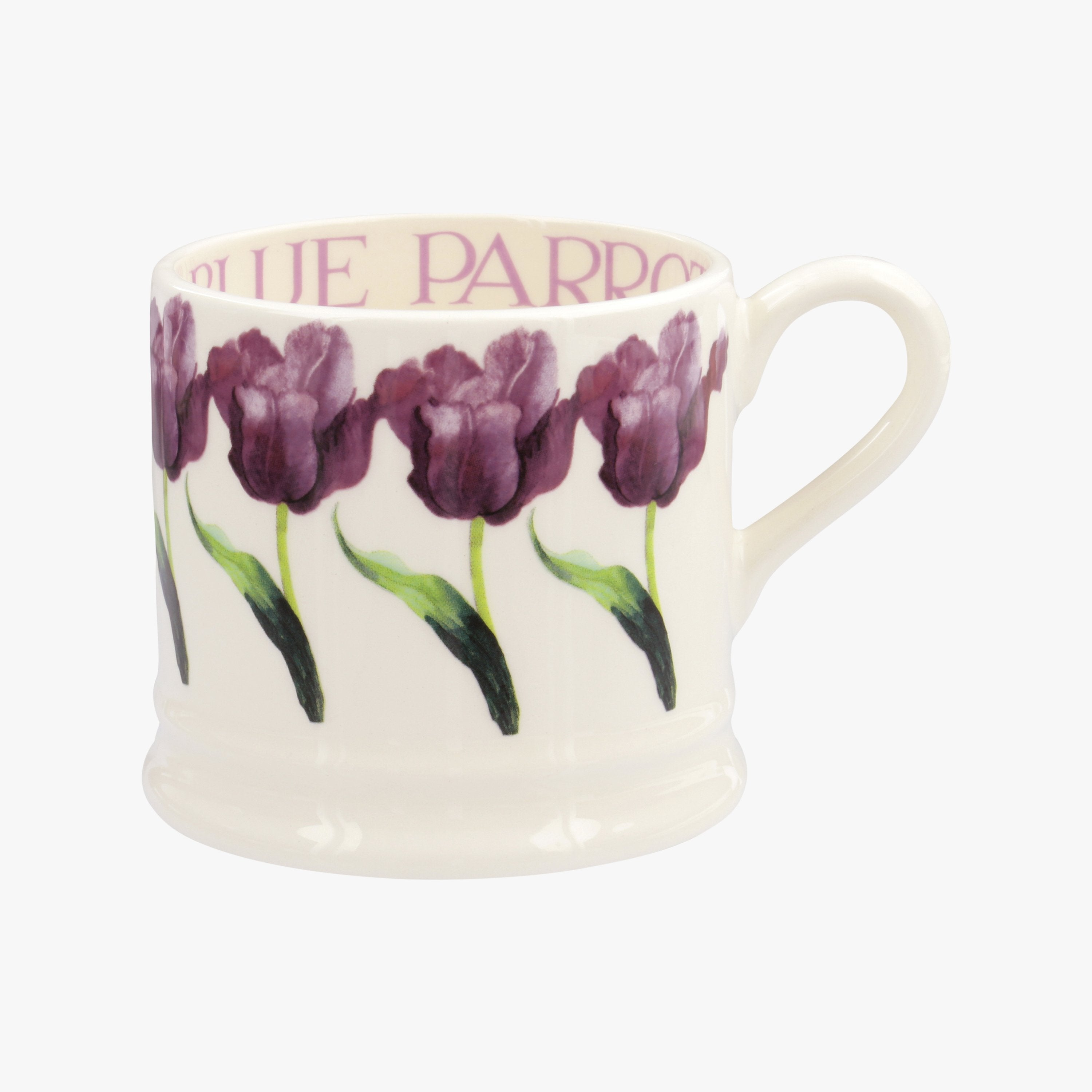 Image of Blue Parrot Tulip Small Mug