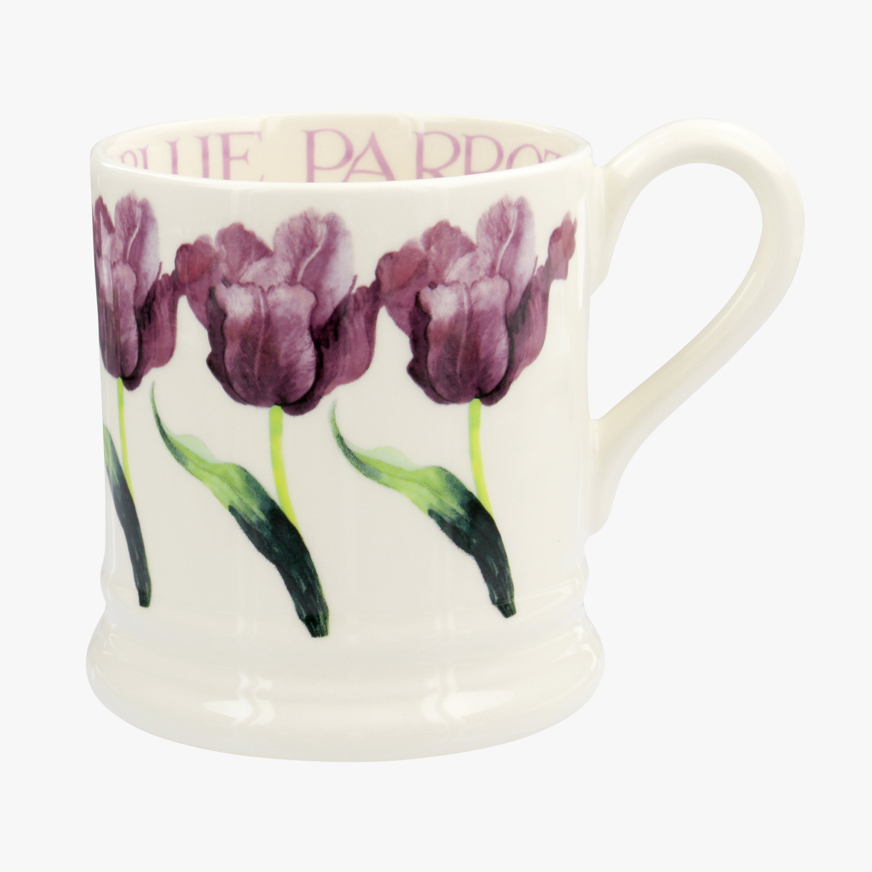 Image of Blue Parrot Tulip 1/2 Pint Mug