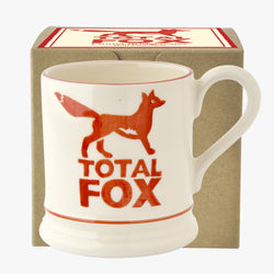 Total Fox 1/2 Pint Mug Boxed