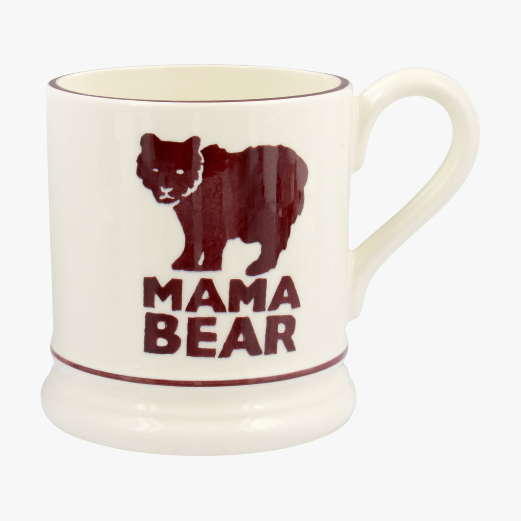 Seconds Mama Bear 1/2 Pint Mug