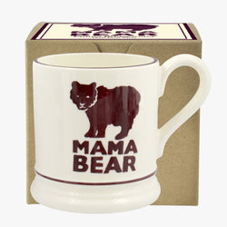 Mama Bear 1/2 Pint Mug Boxed