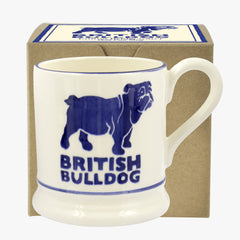 British Bulldog 1/2 Pint Mug Boxed