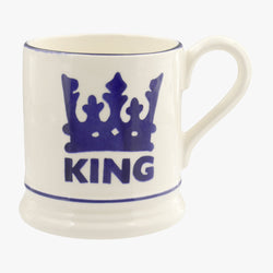 The King 1/2 Pint Mug