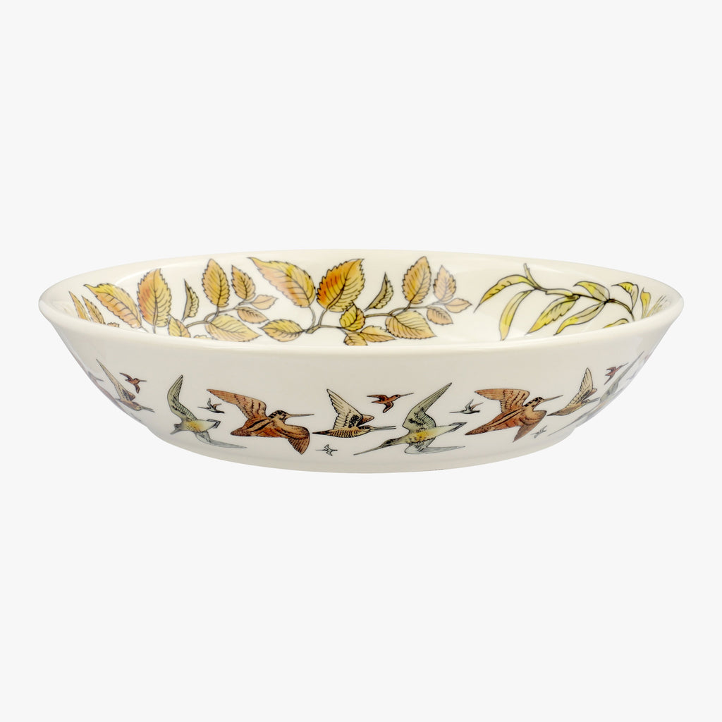 Game Birds Pheasant Medium Pasta Bowl