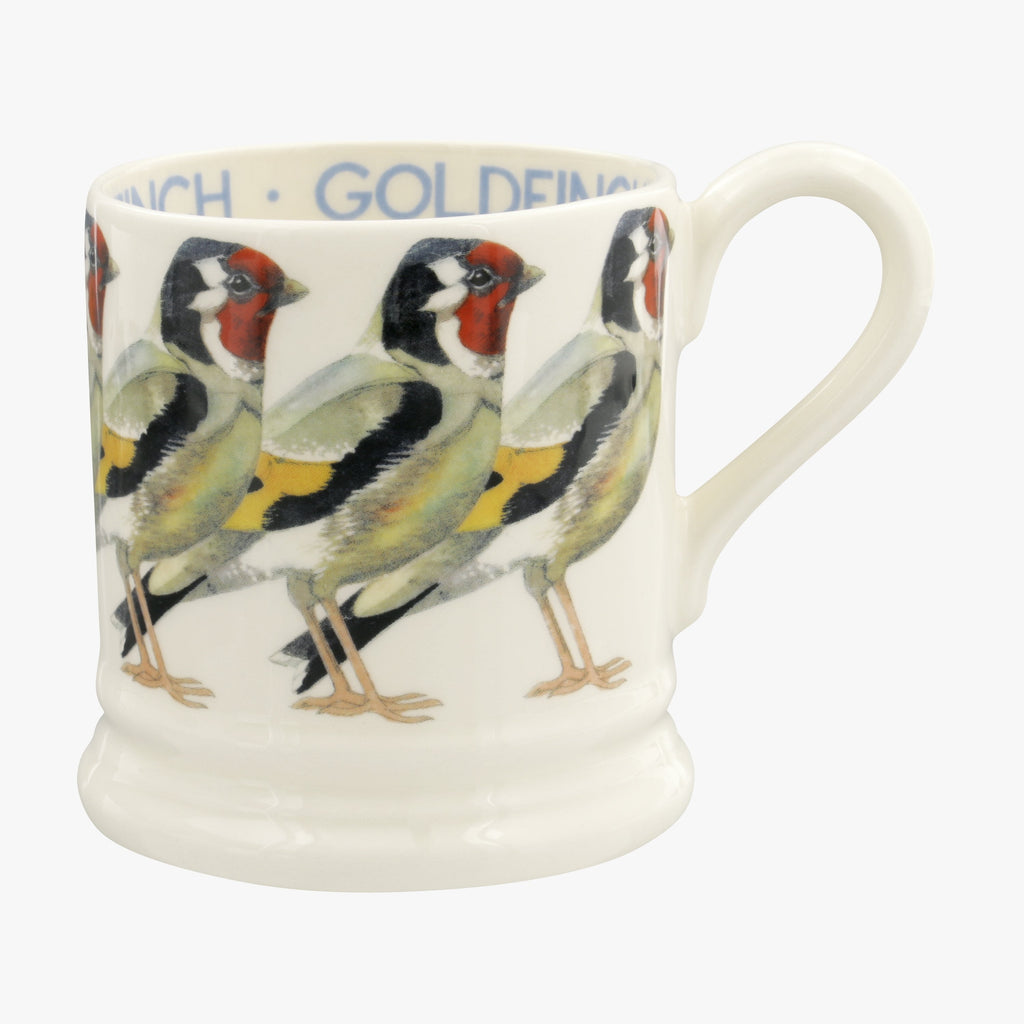 Goldfinch 1/2 Pint Mug