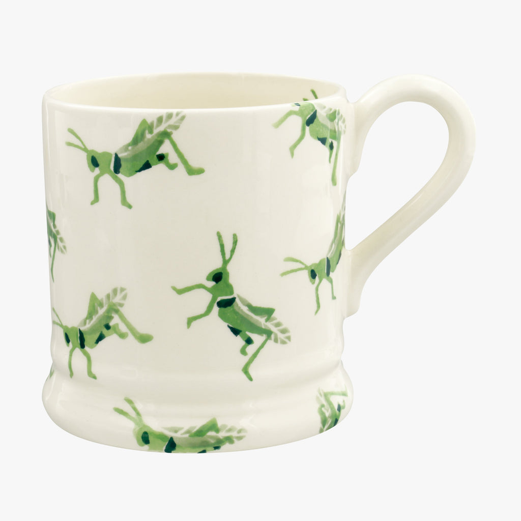Insects Grasshopper 1/2 Pint Mug