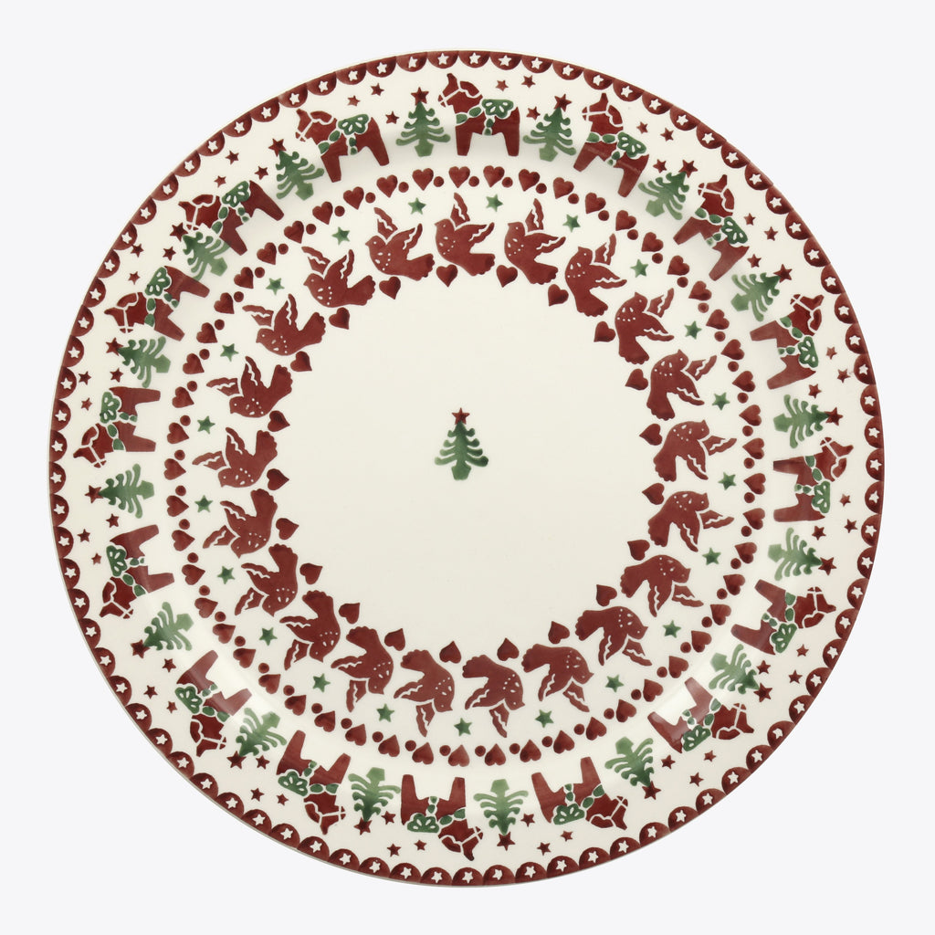 Christmas Joy Serving Plate