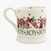 Seconds Joy Trumpets 'Joy' 1/2 Pint Mug