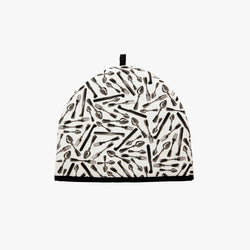Knives & Forks Tea Cosy