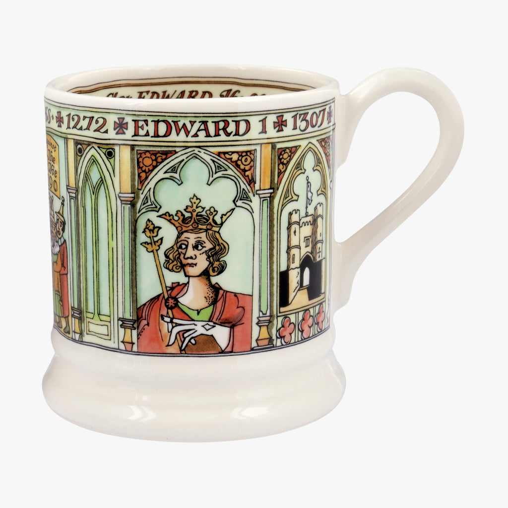 Seconds Edward I 1/2 Pint Mug