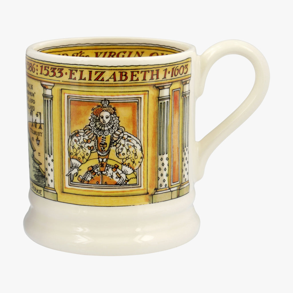 Seconds Elizabeth I 1/2 Pint Mug