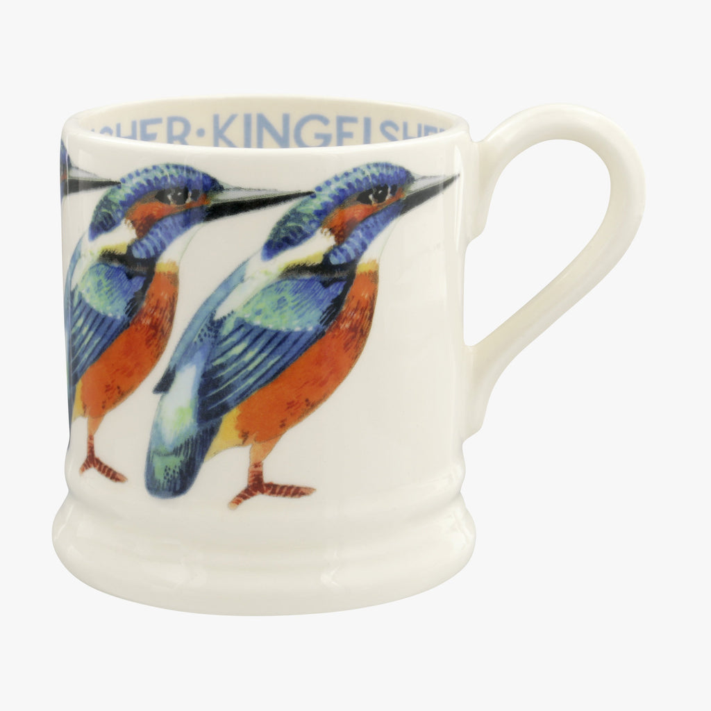 Seconds Kingfisher 1/2 Pint Mug