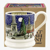 Cities Of Dreams London At Christmas 1/2 Pint Mug Boxed
