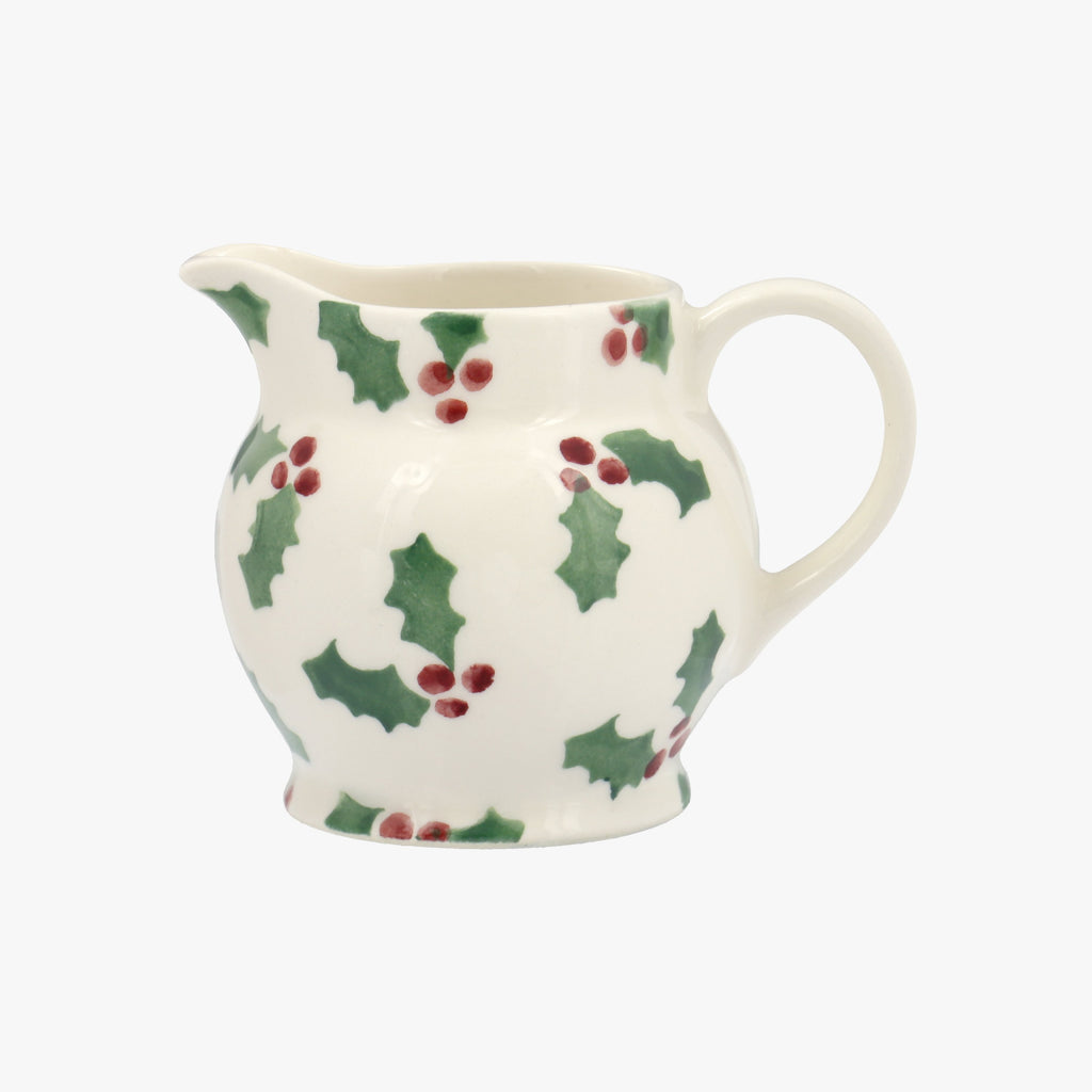 Seconds Little Holly Tiny Jug Decoration