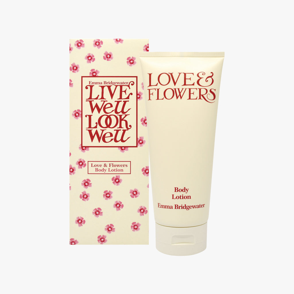 Love & Flowers Body Lotion