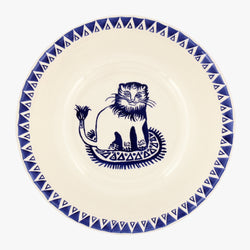 Mary Fedden Lions Large Dish