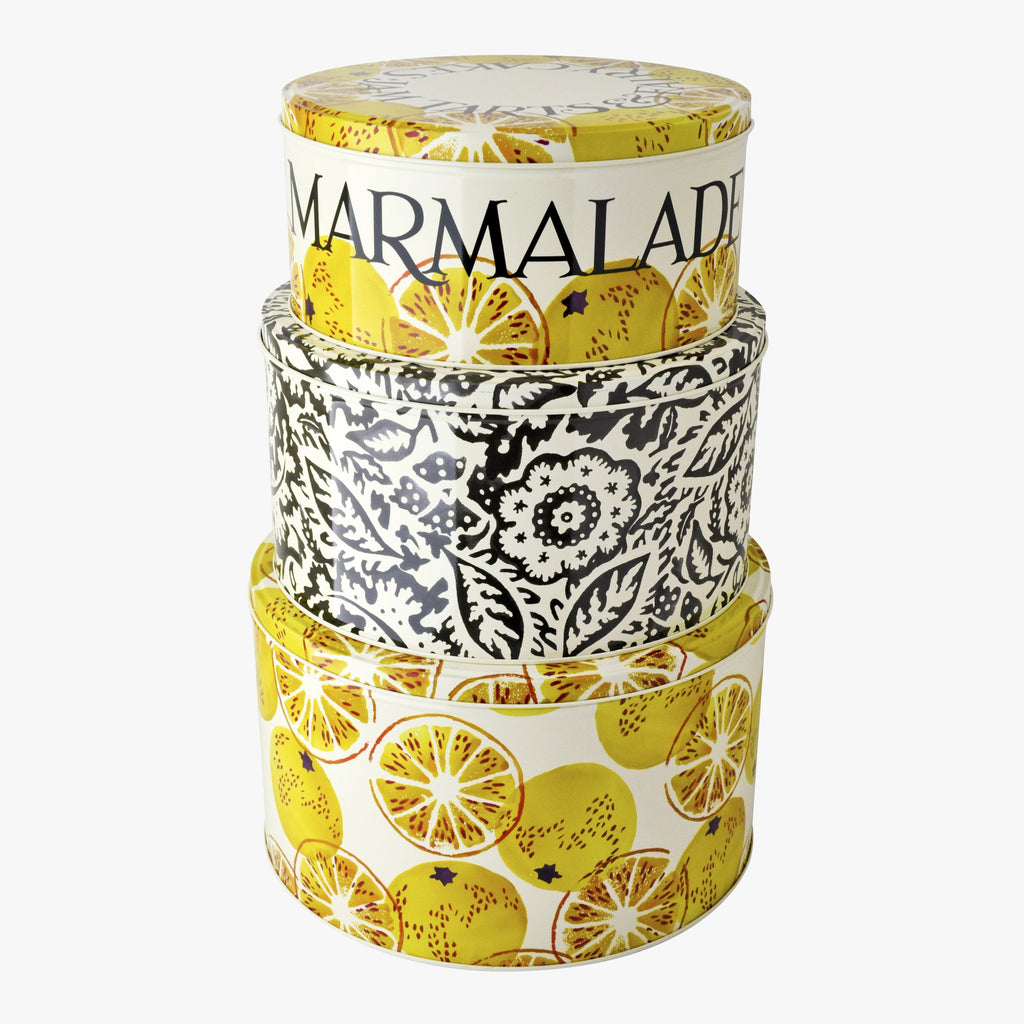 Toast & Marmalade Set of 3 Cake Tins
